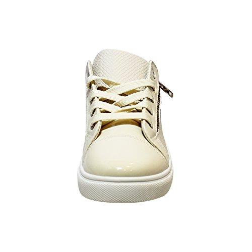 beige Beige Sneaker Donna Juliet Nero 7qUaU4