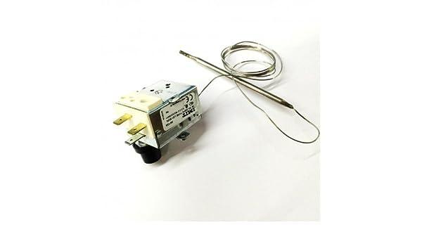 CubetasGastronorm Termostato Seguridad TR2 LS1 238ºC - 09500064: Amazon.es: Hogar