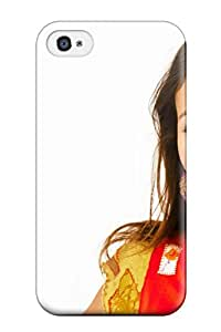 4420829K73367255 Tpu Case Cover For Iphone 4/4s Strong Protect Case - Victoria Justice Design