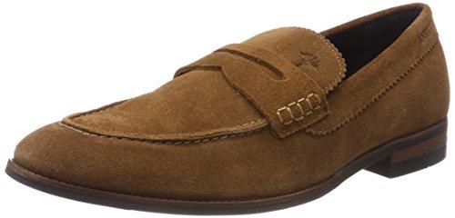 JOOP Kleitos Loafer Lfo 2, Mocasines Para Hombre Marrón (Cognac)