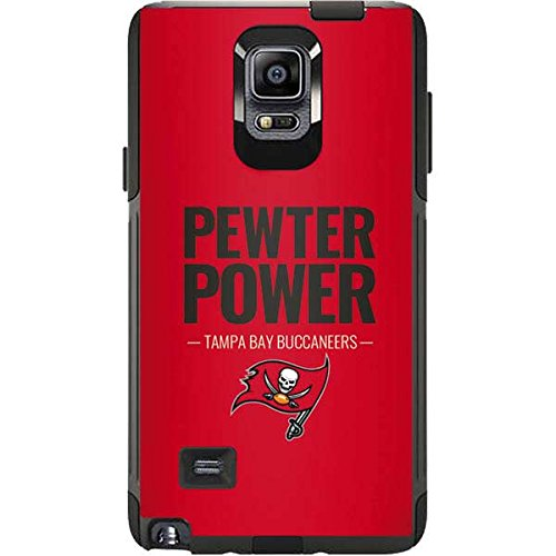 (Tampa Bay Buccaneers OtterBox Commuter Galaxy Note 4 Skin - Tampa Bay Buccaneers Team Motto | NFL X Skinit Skin)