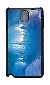 buy covers north pole ice PC Black case/cover for Samsung Galaxy Note 3 N9000
