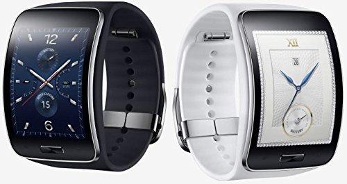 Samsung Gear S SM-R750 (S/K) - Reloj inteligente curvado Super ...