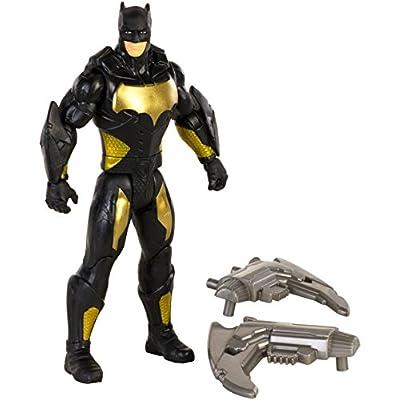 DC Justice League Hydro-Glider Batman Figure, 6