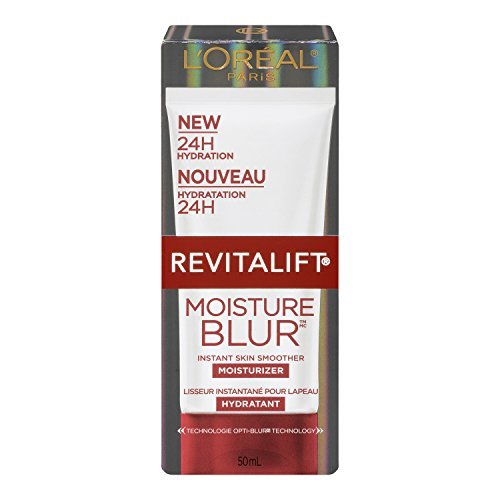 L'Oreal Paris Revitalift Moisture Blur, 1.7 Fluid Ounce (Pack of 3) - Instant Moisture Cream