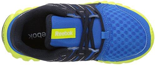 ReebokTwistform - TwistParam - niños Niños, unisex Cycle Blue/Faux Indigo/Semi Solar Yellow