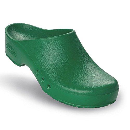 Vert oP chaussures special unisexe Vert Chiroclogs wUXCFxgqx