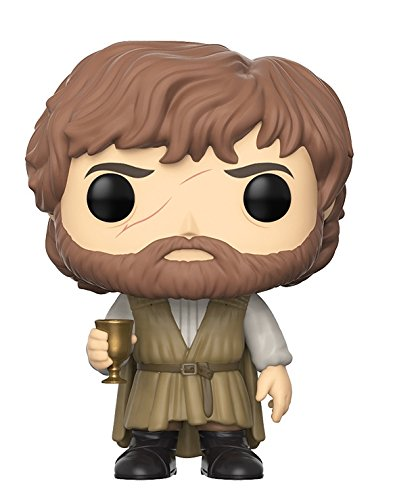 4 opinioni per Funko Pop! TV Il trono di spade (Game of Thrones)- Tyrion Lannister Figura del