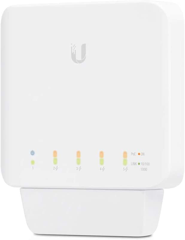 Ubiquiti Networks Commercial Unifi Switch Flex | USW-Flex