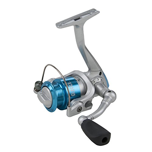 Shakespeare 1323311 Glacier Ice Reel, Blue