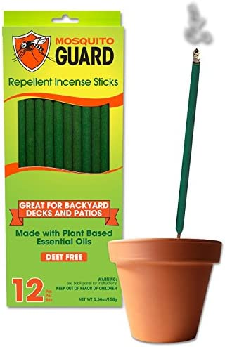 Mosquito Guard Incense Repellent Sticks product image