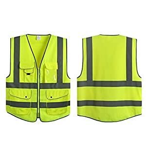 SAFETY JACKETS & VESTS 3