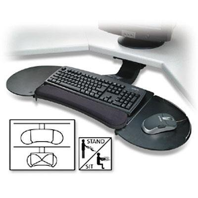 Fully Adjustable Keyboard Plat