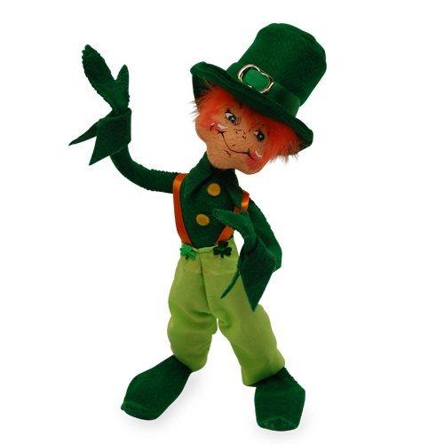 Annalee - 9in Jolly Irish - Annalee Elf Dolls