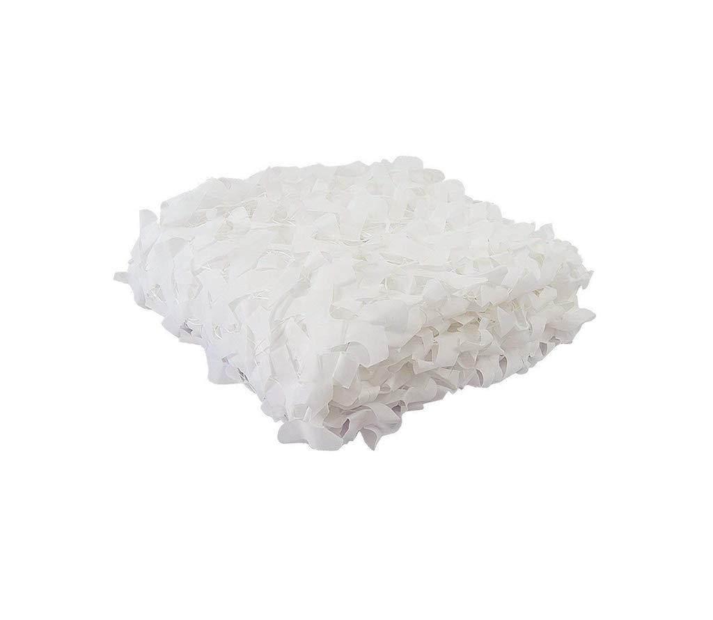ZLZMC Tarnnetz Oxford Tuch Pure Weiß Geeignet Für Kinder Verstecken Schlafzimmer Schatten Zelt Camping Schießen Halloween Multi Größe