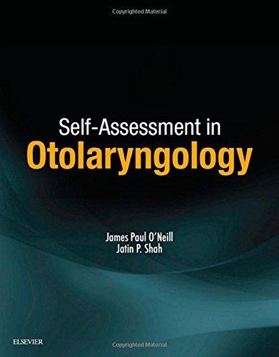 Self-Assessment in Otolaryngology, 1e