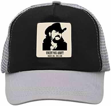 Rip Vinnie-Paul Unisex Adult Adjustable Summer Mesh Cap Sun Hat 1a5a53d08168