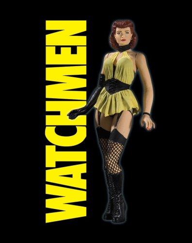 DC Comics Watchmen Movie Silk Spectre Classic Action