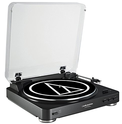 Audio-Technica AT-LP60-USB 2-Speed USB Stereo LP to Digital