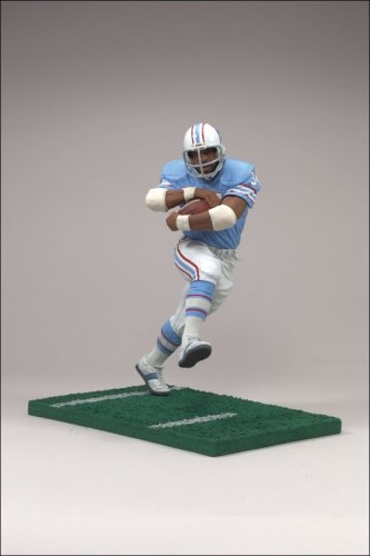 McFarlane Toys NFL Sports Picks Legends Series 3 Action Figure Earl Campbell (Houston Oilers)