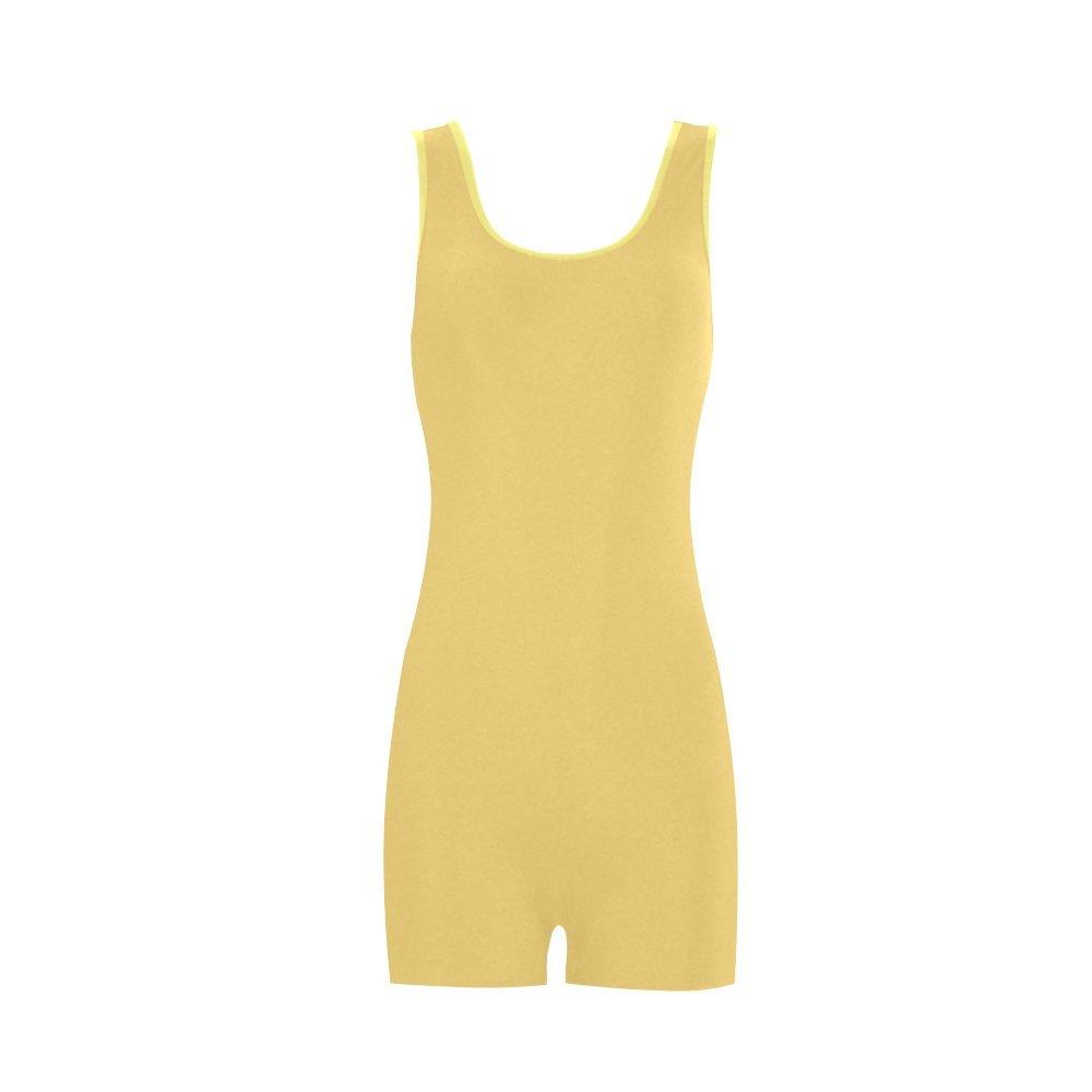 45ab7114b4537 Amazon.com: Artsadd Lemon Drop Color Accent Classic One Piece Swimwear:  Clothing