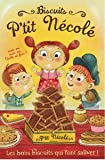 Carte Amandine Piu - Biscuits P'tit nécolé