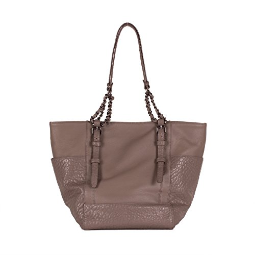 olivia-joy-liv-women-handbag-khrom-leather-bucket-satchel-shoulder-bag-gray