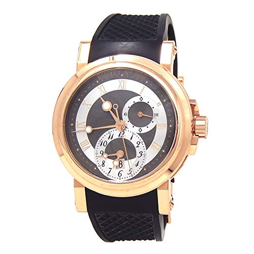 - Breguet Marine Automatic-self-Wind Male Watch 5857BR/Z2/5ZU (Certified Pre-Owned)