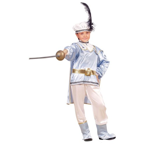 Prince Charming Childrens Costume By Dress Up America