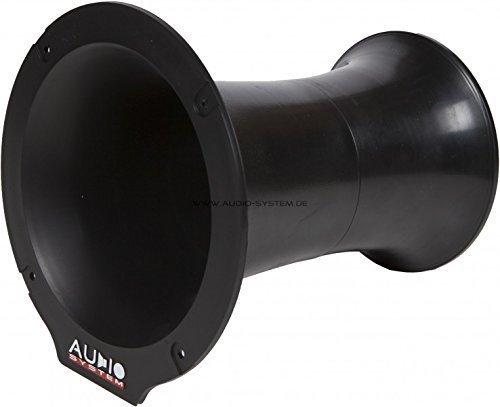 Audio System Aero Port Double Sided Klebbares Tube