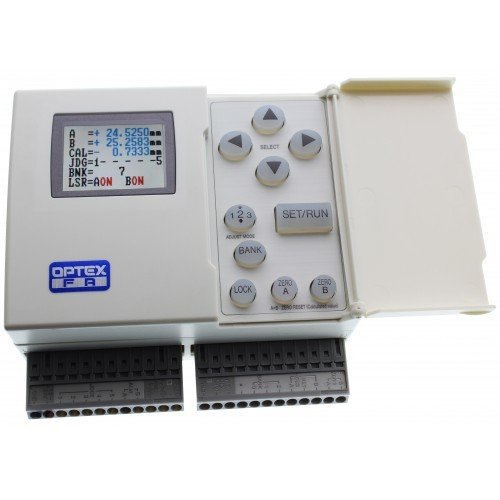 Optex CD4A-LN Laser Sensor Controller Specular Type For Use by Optex