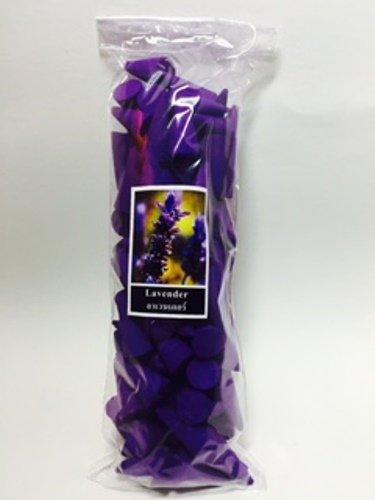 Incense Cones Lavender (Pack of 100 Cones) Thailand (Givenchy Gardenia Perfume)