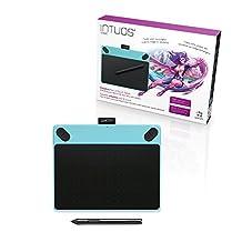 Wacom Intuos Comic Graphics Tablet - Blue (CTH490CB)
