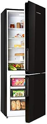 Klarstein Luminance Frost • frigo-congelatore • nevera 299 L ...