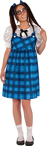 Rubie's Costume Co Women's Nerd Lady Costume, As Shown, Standard -