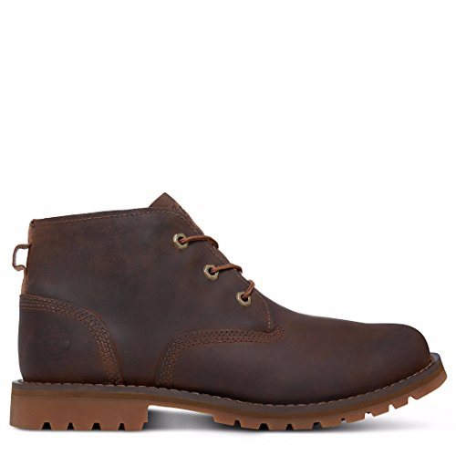 Timberland Mens Larchmont Waterproof Chukka Gaucho Leather Boots 9 US