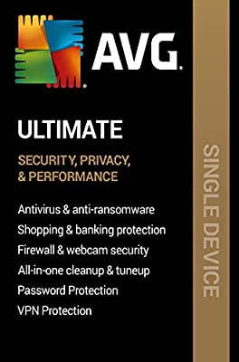 AVG Ultimate 2020 | 1 PC, 2 Years [PC Online code]