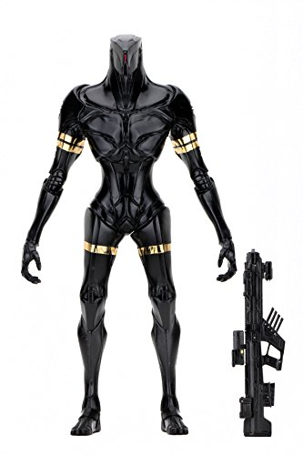 """NECA - Valerian and The City of a Thousand Planets - 7"""" Action Figure - S1 K-Tron"""