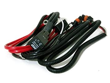 412aZhoi8 L._SX355_ amazon com zeez hid h11 h8 h9 h16 relay harness for xenon Wiring Harness Connector Plugs at cos-gaming.co
