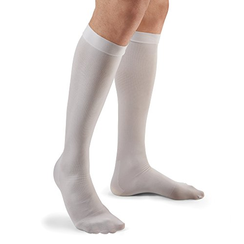 Futuro Anti-Embolism Knee Length Stockings, Helps Prevent Le