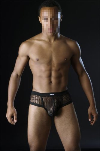 Galleon Autofor Large Mesh Transparent Sexy Men S