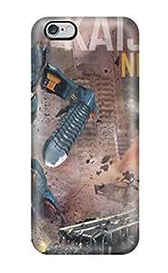 Fashion VbHDrao3014MLrzj Case Cover For Iphone 6 Plus(kaiju Crush In Pacific Rim)