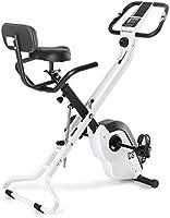 CAPITAL SPORTS Azura X1 White Edition - Bicicleta estática ...