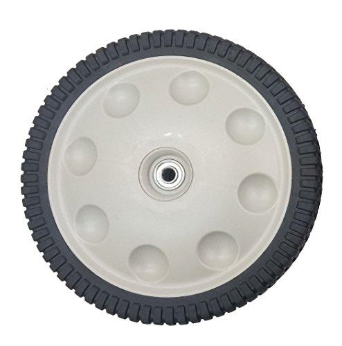 Troy-Bilt 12AV565Q711 Lawn Mower Rear Wheel Replacement 12