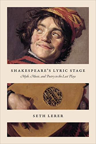 Amazon com: Shakespeare's Lyric Stage: Myth, Music, and