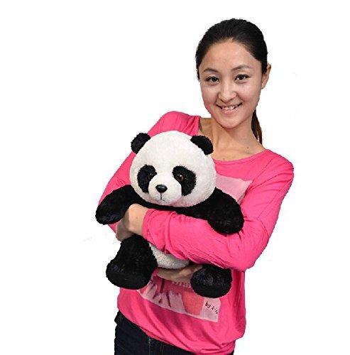 "30cm/12"" the Cute Panda Dolls Plush Toys Emulation Panda Birthday and Christmas Gifts"