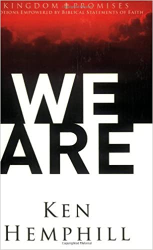 Book We Are (Kingdom Promises) by Ken Hemphill (2006-06-01)