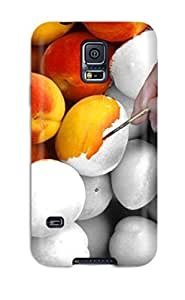 CharlesRaymondBaylor Fashion Protective Artistic Case Cover For Galaxy S5