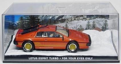 1/43 007 Bondoka Lotus Esprit Turbo (tea) For Your Eyes Only