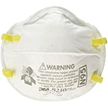 3M Safety 142-8210PLUS N95 8210Plus Particulate Respirator (Box of 60)